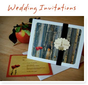 Wedding Invitations & Bridal Bouquets